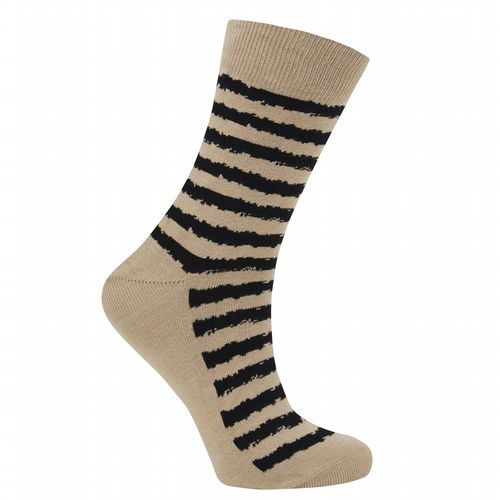 Men's Organic Cotton Socks - Broken Bretton